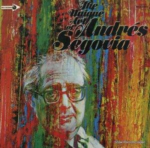 アンドレス・セゴビア - アンドレス・セゴビアの芸術 - MCA-2002