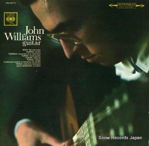 ジョン・ウィリアムズ - バッハ リュート組曲第4番 - OS-427-C