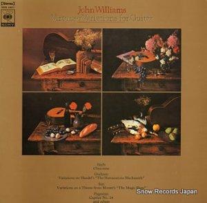 ジョン・ウィリアムズ - シャコンヌ - SONC10077