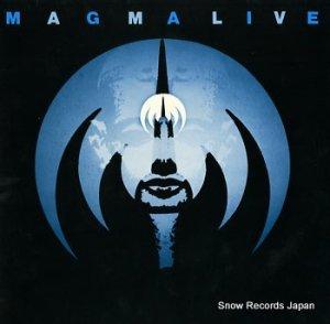 マグマ - live - EFA4122/23