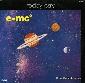 TEDDY LASRY - e=mc2 - FPL10148