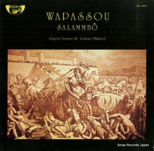 ワパソー - salammbo - ZAL6437