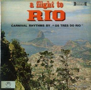 オス・トレス・ド・リオ - リオで踊ろう - SVS-2431