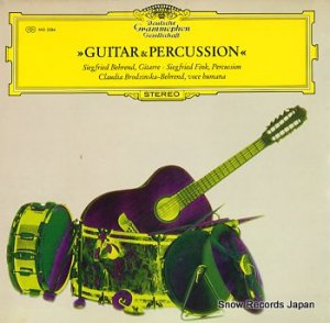 ジークフリート・ベーレント - ギターとパーカッション - MG2284
