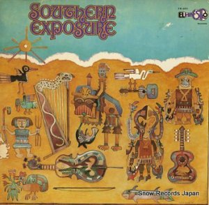 RICHARD STOVER AND LOS GRINGOS - southern exposure - EM-8001