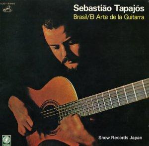 セバスチャン・タパジョス - ブラジルの詩情 - SJET-8380