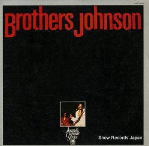 ブラザーズ・ジョンソン - サウンズ・カプセル - AMP-10004