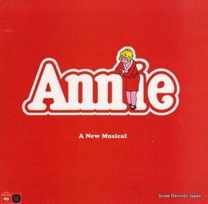 オリジナル・キャスト・レコーディング - annie - JS34712