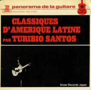 トゥリビオ・サントス - classiques d'amerique latine - STU70658