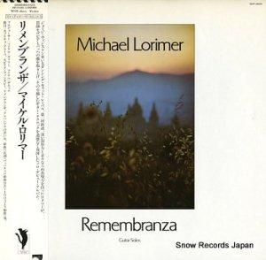 マイケル・ロリマー - リメンブランザ - WHP-28025