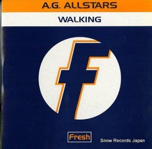 A.G. ALLSTARS - walking - 5033058015523