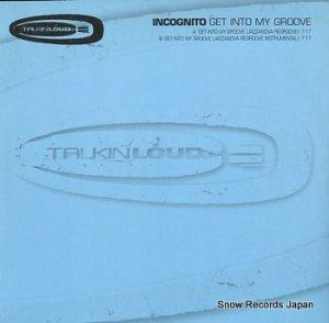 インコグニート - get into my groove - TLX55