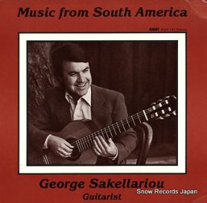 GEORGE SAKELLARIOU - music from south america - AGS-181