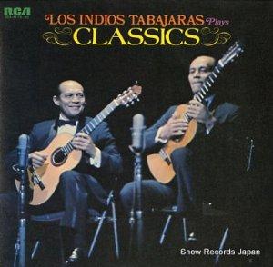 ロス・インディオス・タバハラス - タバハラス・クラシック・ギター大全集 - SRA-9179-80
