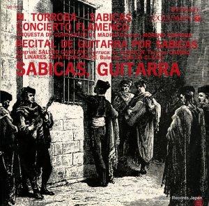 サビーカス - モレノ・トロバ:フラメンコ協奏曲 - OS-417-H