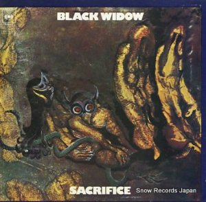 BLACK WIDOW - sacrifice - 63948