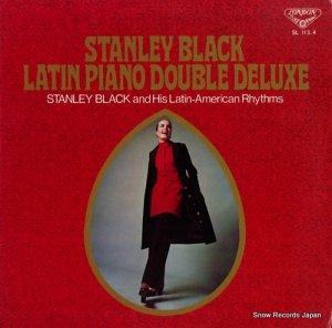 スタンリー・ブラック - ラテン・ピアノ・ダブル・デラックス - SL113.4