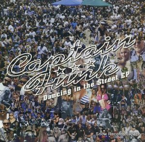 CAPTAIN FUNK - dancing in the street ep - MG01