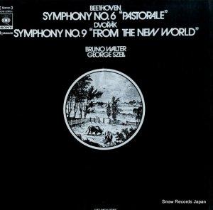 ブルーノ・ワルター - ベートーヴェン; 交響曲第6番ヘ長調 - SONS-30195-6