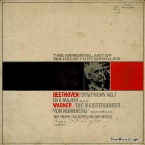 ウィルヘルム・フルトヴェングラー - ベートーヴェン:交響曲第7番イ長調作品92 - AA-8267