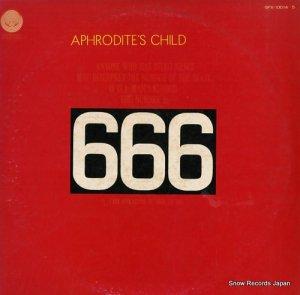 アフロディテス・チャイルド - 666〜アフロディテス・チャイルドの不思議な世界 - SFX-10014-5