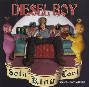 ディーゼル・ボーイ - sofa king cool - DON025-1