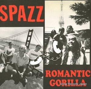 スパッズ / ロマンチック・ゴリラ - spazz / romantic gorilla - POLLUTE025