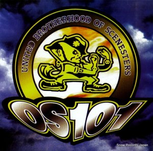 OS101 - united brotherhood of scenesters - VR86