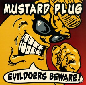 マスタード・プラグ - evildoers beware! - HR620-1