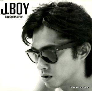 浜田省吾 - j.boy - 42AH2100-1