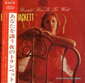 ボビー・ハケット - あなたを誘う夜のトランペット - PS-1155-E