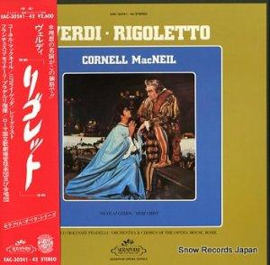 コーネル・マックネイル - ヴェルディ 歌劇リゴレット全曲 - EAC-30241-42