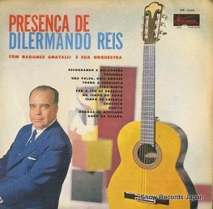 ディレルマンド・レイス - presenca de - LPP-3.203