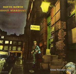 デビッド・ボウイ - the rise and fall of ziggy stardust - AYL1-3843