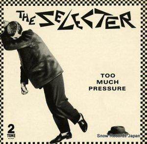 セレクター - too much pressure - CDLTT5002