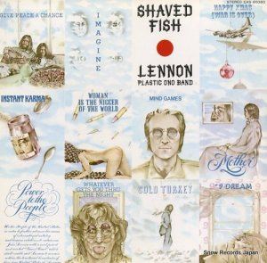 ジョン・レノン - ジョン・レノンの軌跡<シェイヴド・フィッシュ> - EAS-80380