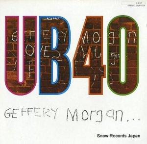 UB40 - ジェフリー・モーガン - 25VB-1004