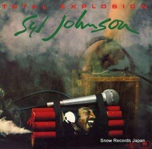 SYL JOHNSON - total explosion - SHL32096