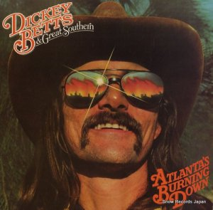 DICKEY BETTS & GREAT SOUTHERN - atlanta's burning down - AB4168