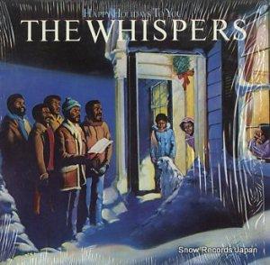 ザ・ウィスパーズ - happy holidays to you - BXL1-3489
