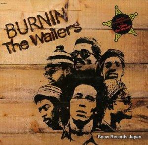 BOB MARLEY & THE WAILERS - burnin' - ILPS9256