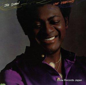 ジョー・サイモン - love vibrations - SP-1-6720