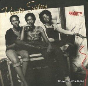 ポインター・シスターズ - priority - P-9003