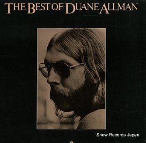 デュアン・オールマン - the best of duane allman - 827563-1