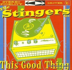 ザ・スティンガーズ - this good thing - GRO-LP063