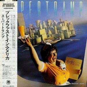 スーパートランプ - ブレックファスト・イン・アメリカ - AMP-6034