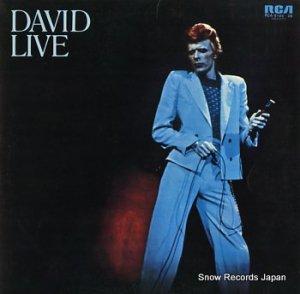 デビッド・ボウイ - ライヴ - RCA-9105-06