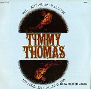 ティミー・トーマス - why can't we live together - 33-6501