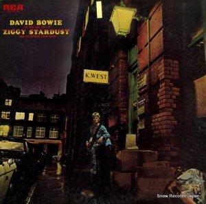 デビッド・ボウイ - 屈折する星くずの上昇と下降 - RCA-6050