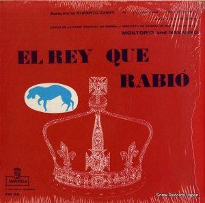 リリー・バーチマン - ruerto chapi; el rey que rabio - FM-40